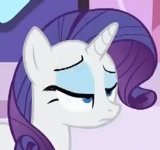 bugged, irritated, rarity