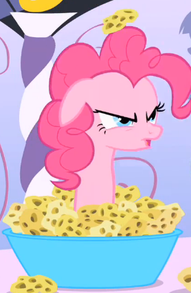 angry, bowl, food, mad, pinkie pie